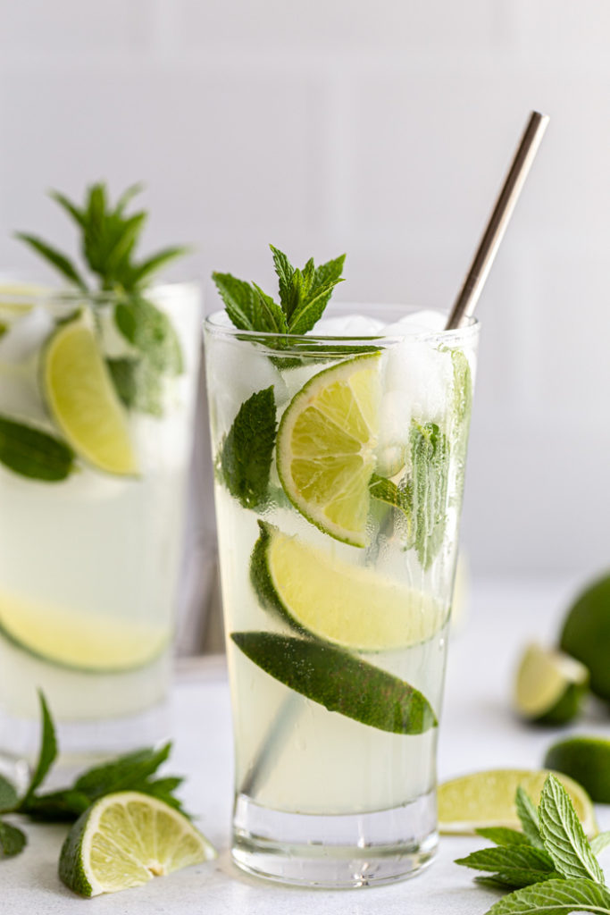 GINGER BEER MOJITO COCKTAIL RECIPE