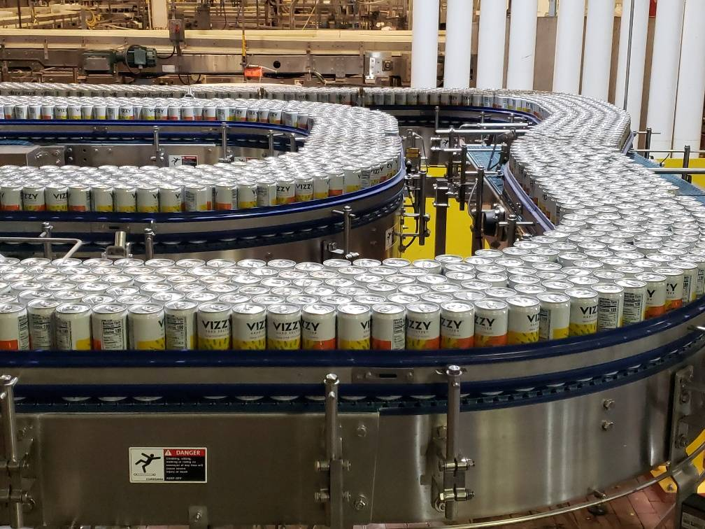 Molson Coors beverage company cans