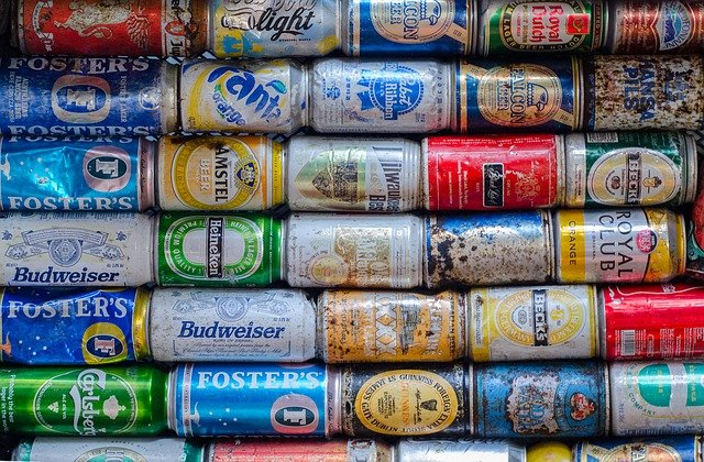 Can you identify the beer just from its can?